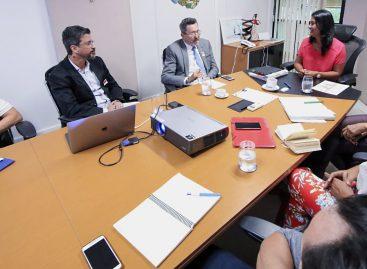 Vice-governadora e Desembargador do TJ firmam parceria em prol de grupos vulneráveis