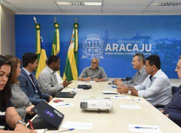 Edvaldo se reúne com BID para acelerar tratativas do financiamento de R$ 300 milhões
