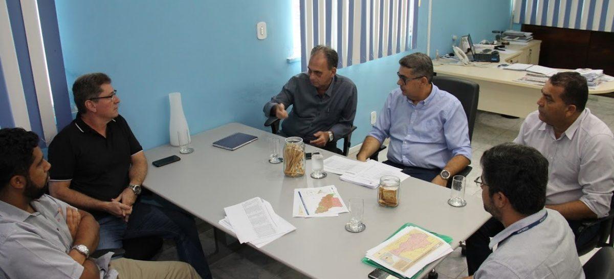 Codevasf e Cohidro alinham cooperação para a realização de projetos conjuntos