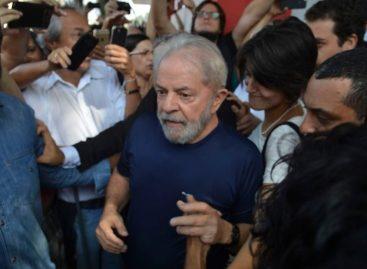 Justiça de SP determina que Lula vá para presídio de Tremembé