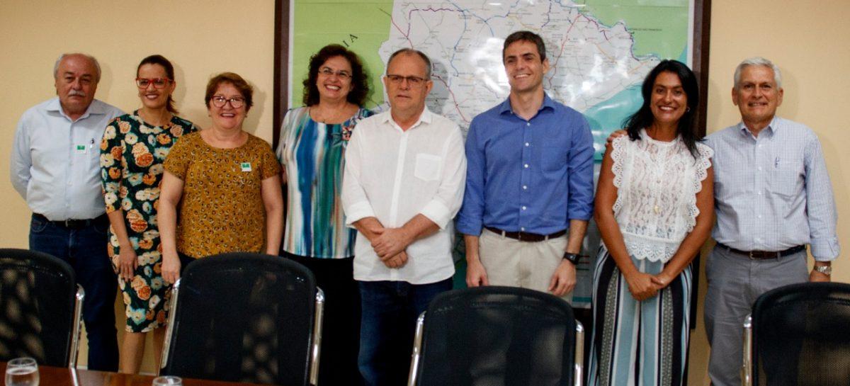 Governo do Estado e BNDES articulam ações em benefício dos pequenos produtores de Sergipe