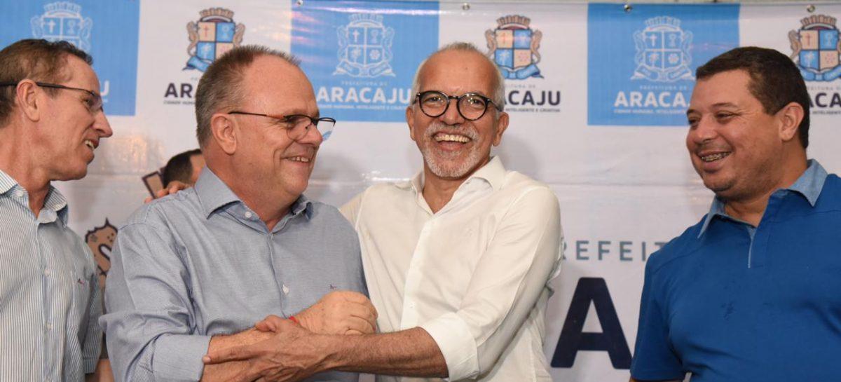 "Edvaldo entrega obra de infraestrutura do loteamento Pantanal: ""sonho realizado"""