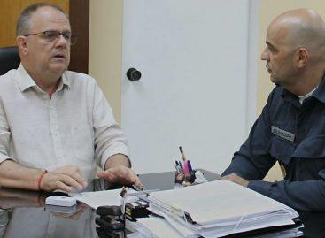 Belivaldo Chagas define início dos cursos de formação da PM para 02 de setembro