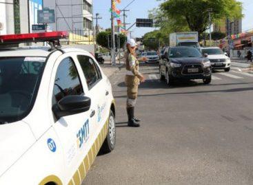 PMA define esquema de trânsito para desfiles cívicos da rua Bahia e avenida Barão de Maruim