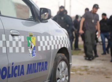 PM prende dupla de suspeitos e recupera carga roubada avaliada em R$ 40 mil