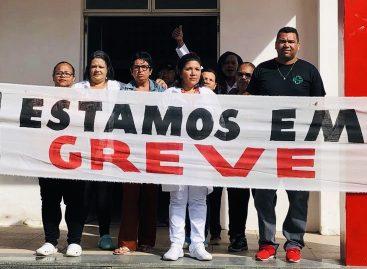 Começa greve dos funcionários do Hospital São João de Deus, no município de Laranjeiras