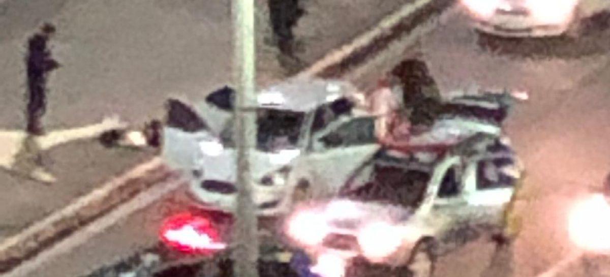 Ação do BPTur na Avenida Beira Mar termina com dois presos