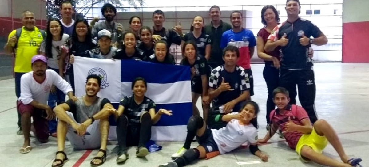 Futsal do Colégio Estadual Nelson Rezende é o campeão dos Jogos da Primavera
