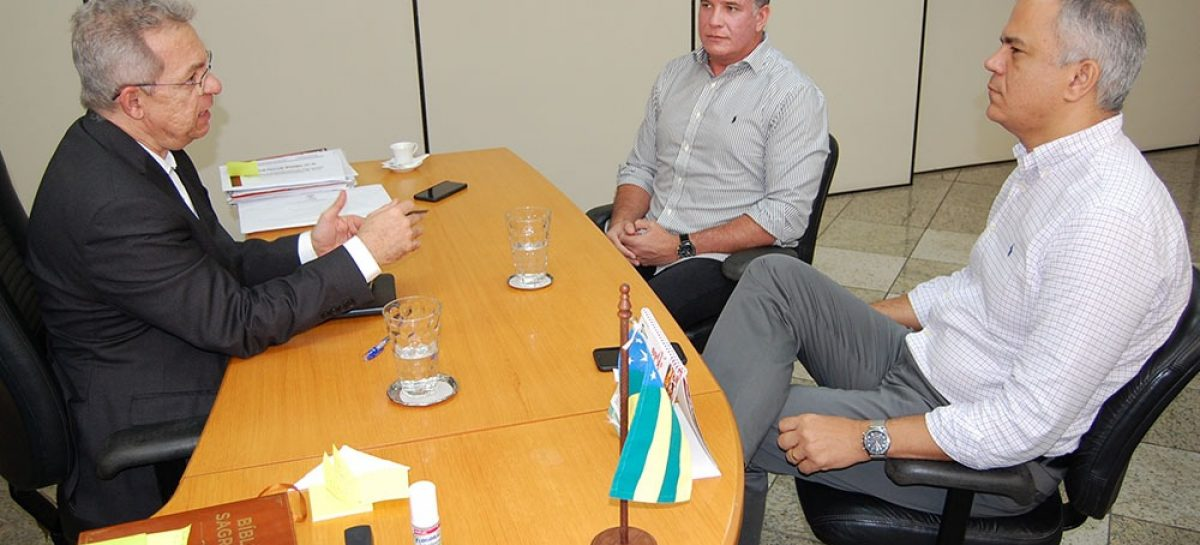 SEFAZ e Federação dos Municípios estreitam parcerias para aumento da arrecadação