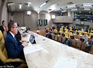 Câmara Municipal de Aracaju mantém dois vetos do Executivo e derruba um