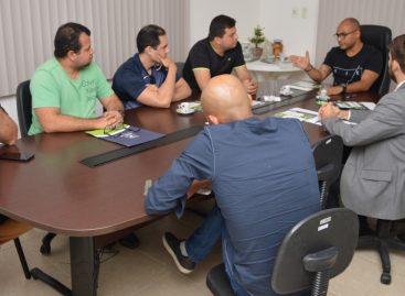 Sinpol/SE dialoga com lideranças da Associação Militar Única e do Sindicato dos Agentes Penitenciários