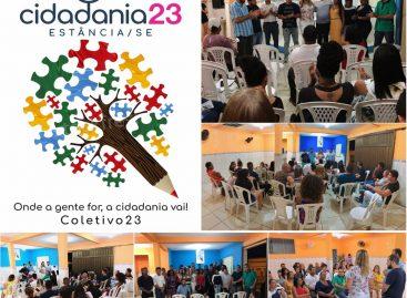 Congresso municipal do Cidadania elege membros da executiva do diretório de Estância