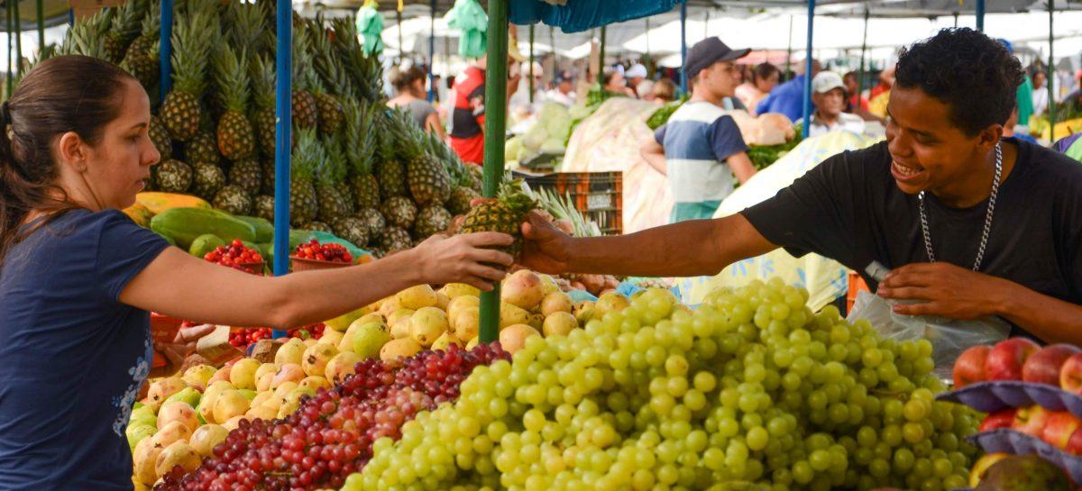 Profissionais destacam ações da Prefeitura nas feiras e mercados municipais
