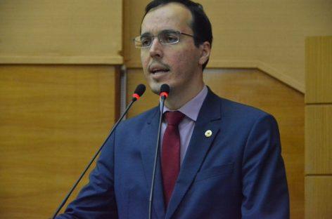 Georgeo cobra aumento para servidores do Ministério Público
