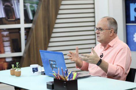 """""""A cassação não foi por roubo ou corrupção; não estou abalado"""", afirma Belivaldo Chagas"""