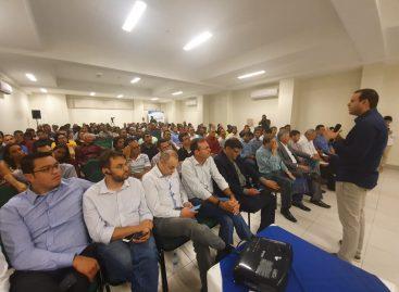 Republicanos/SE realiza workshops para filiados em aracaju e em Glória