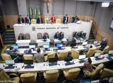 Câmara aprova dez Projetos de Lei nesta quarta-feira, 25