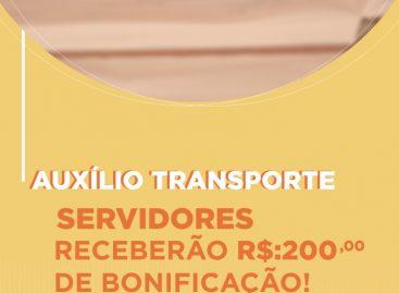 Prefeito Padre Inaldo apresentará lei que concede auxílio transporte aos servidores socorrenses