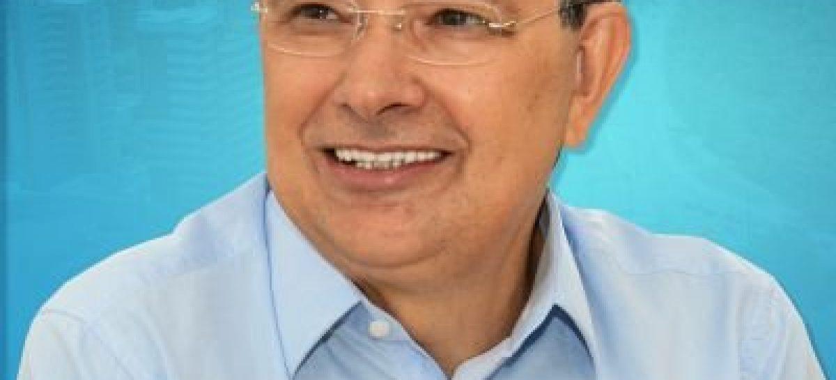 Definição de candidatura só em 2020, diz Eduardo Amorim