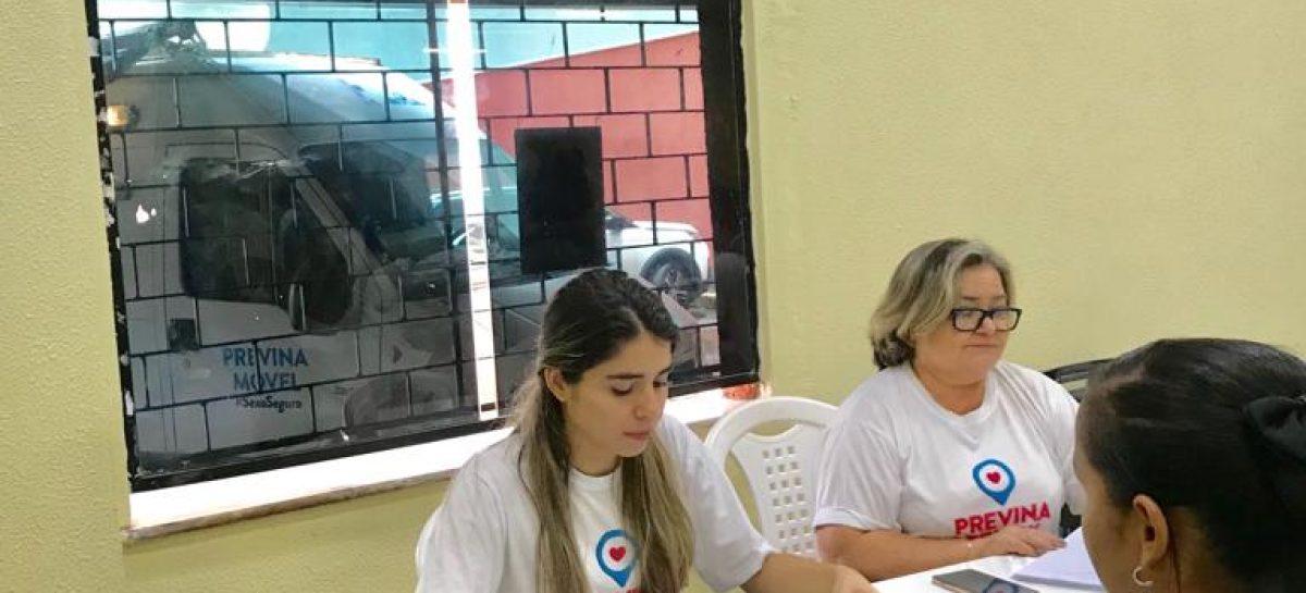 Prefeitura de Aracaju oferta serviços da Saúde durante o Conexão Comunidade