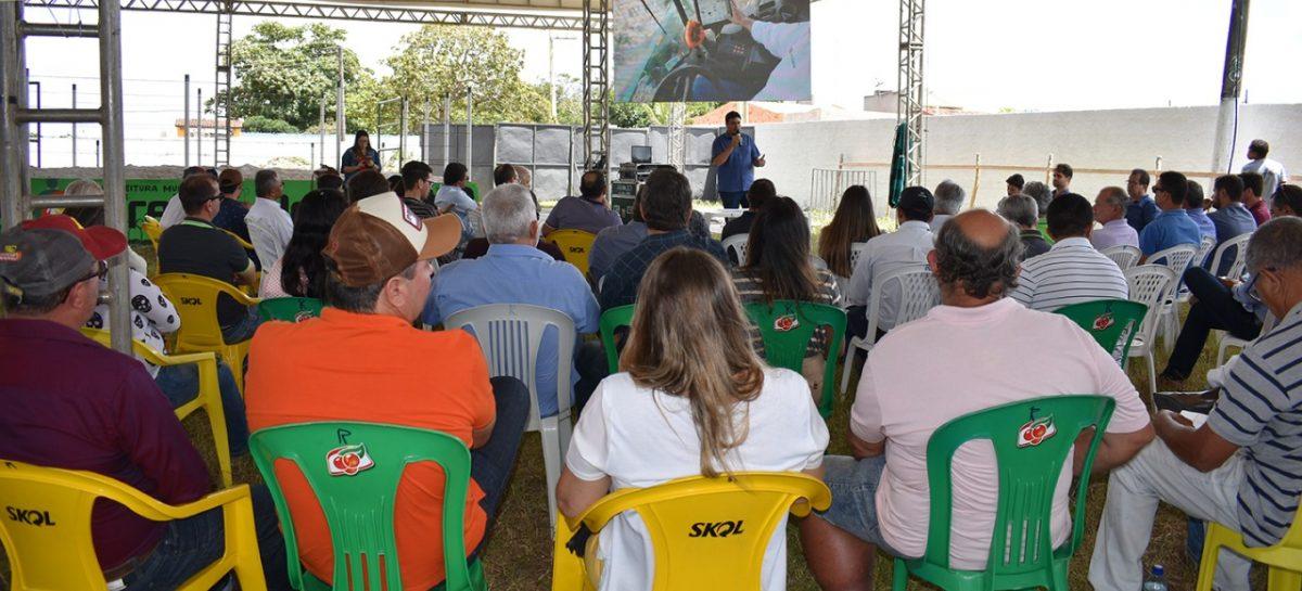 Federação da Agricultura apresenta estudo para redução do ICMS do milho