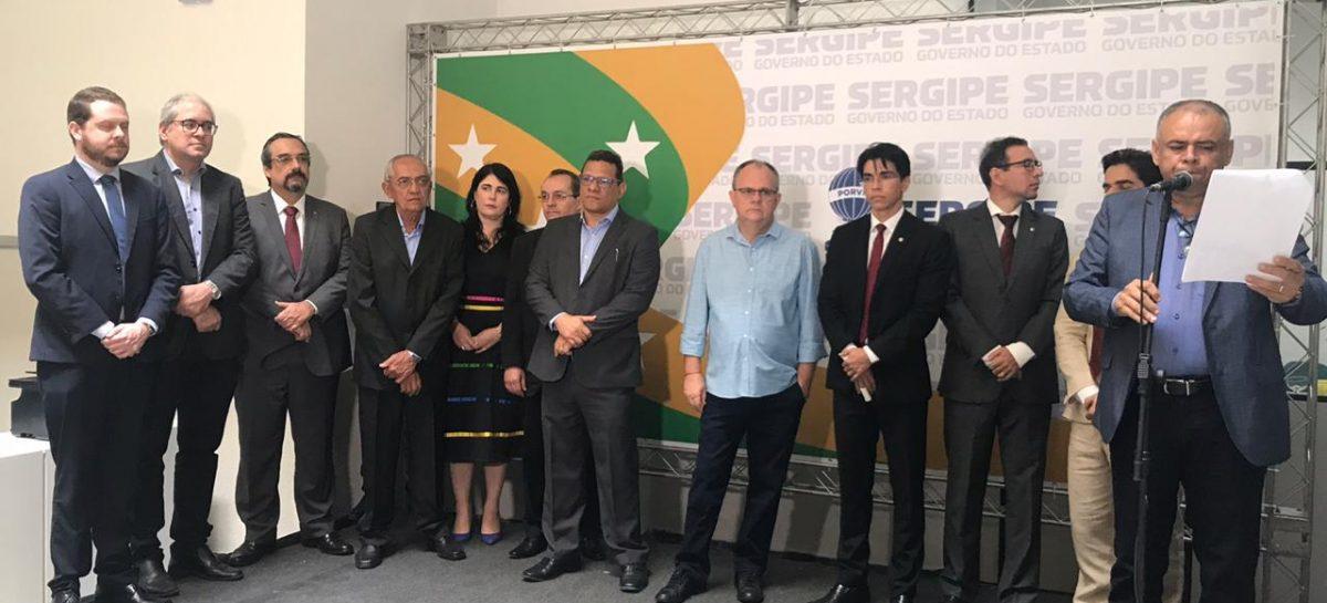 Belivaldo Chagas inaugura a nova sede do Sergipeprevidência