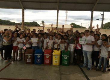 CPAC participa de Gincana Ambiental da Rede Municipal de Educação de Malhador