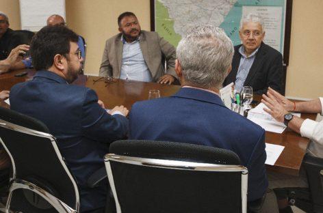 Governo dialoga com Sindicato dos Taxistas sobre isenção do ICMS no gás natural