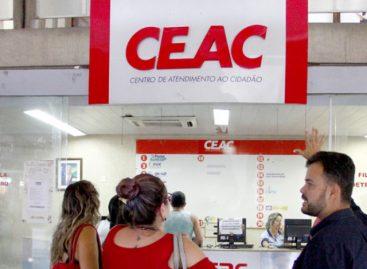 Ceac Itinerante retorna a São Cristóvão nos dias 10,11 e 12 de setembro