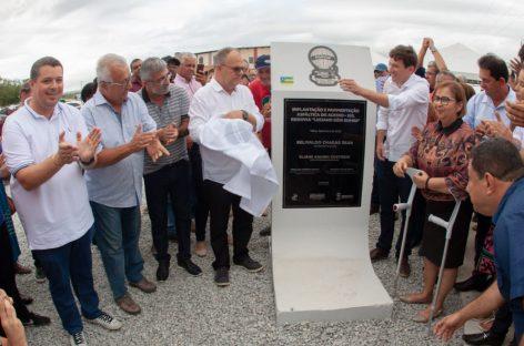 Belivaldo entrega obra que incentivará turismo no Baixo São Francisco