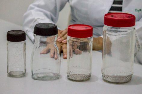 SES informa pontos para doação de frascos de vidro para banco de leite humano