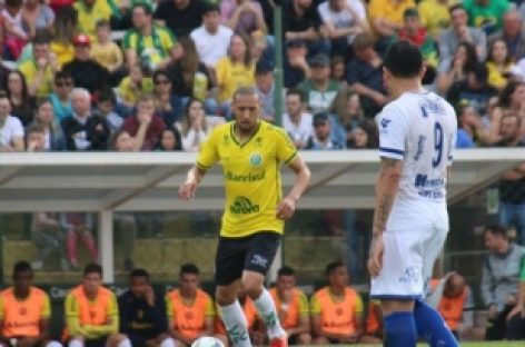 Confiança empata com Ypiranga e conquistas acesso para Série B