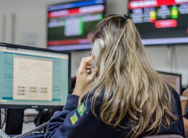 SAMU Sergipe registra mais de 7 mil trotes no mês de agosto