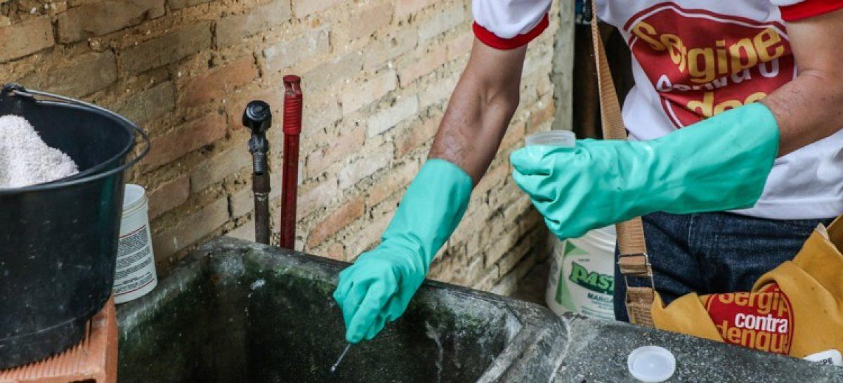 Novo LIRAa apresenta queda de municípios com alto índice de infestação pelo Aedes