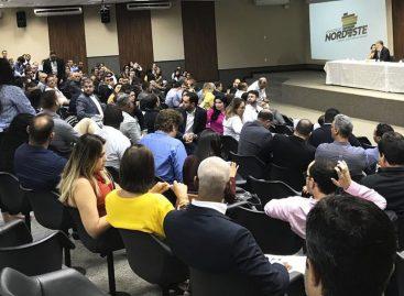 Governo de Sergipe participa do lançamento do 1º Edital do Consórcio Nordeste