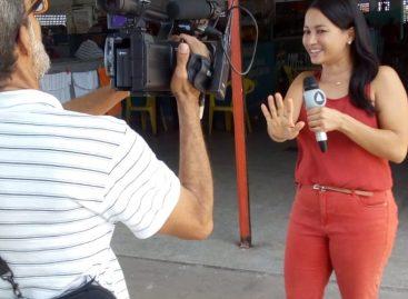 "Jornalista Carlos Ferreira estréia no sábado, 21, novo programa na ""TV Socorro"""