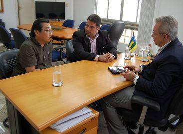 Desenvolvimento de Sergipe é tema de visita do coordenador do Fórum Empresarial