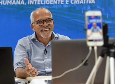 Edvaldo Nogueira anuncia volta do Projeto Verão em 2020