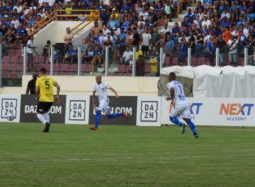 Confiança vence Ypiranga e garante vantagem para o jogo da volta pelas quartas de final da Série C