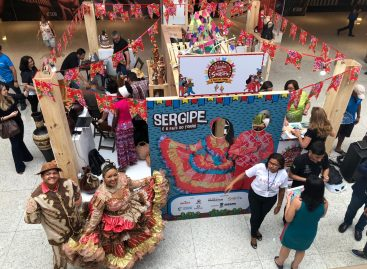 Potencial turístico de Sergipe será promovido em estados brasileiros