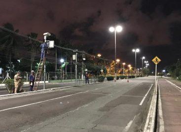 Inmetro afere radares da Beira Mar e aprova funcionamento dos aparelhos
