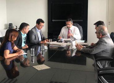 MP e Sejuc firmam parceria para compartilhar informações