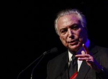 Bretas nega pedido do ex-presidente Temer para viajar à Inglaterra
