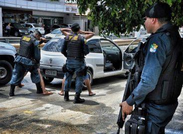 Operação do Batalhão de Radiopatrulha termina com prisões e apreensões drogas
