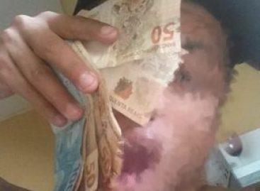 Estelionatário especializado em fraudes invadia contas de artistas e políticos e fraudava cartão