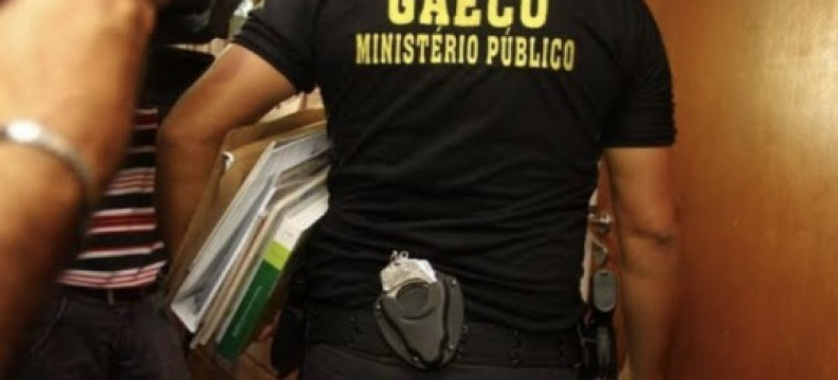 GAECO- MP deflagra terceira fase da Operação Metástase em Aracaju e Dores