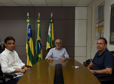 Edvaldo anuncia José Vasconcelos como diretor de Transporte Público da SMTT