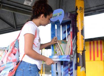 MOVA-SE amplia o projeto de acesso à leitura nos terminais Atalaia e Maracaju