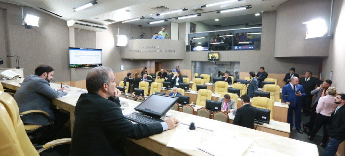 Câmara aprova oito proposituras nesta quinta-feira