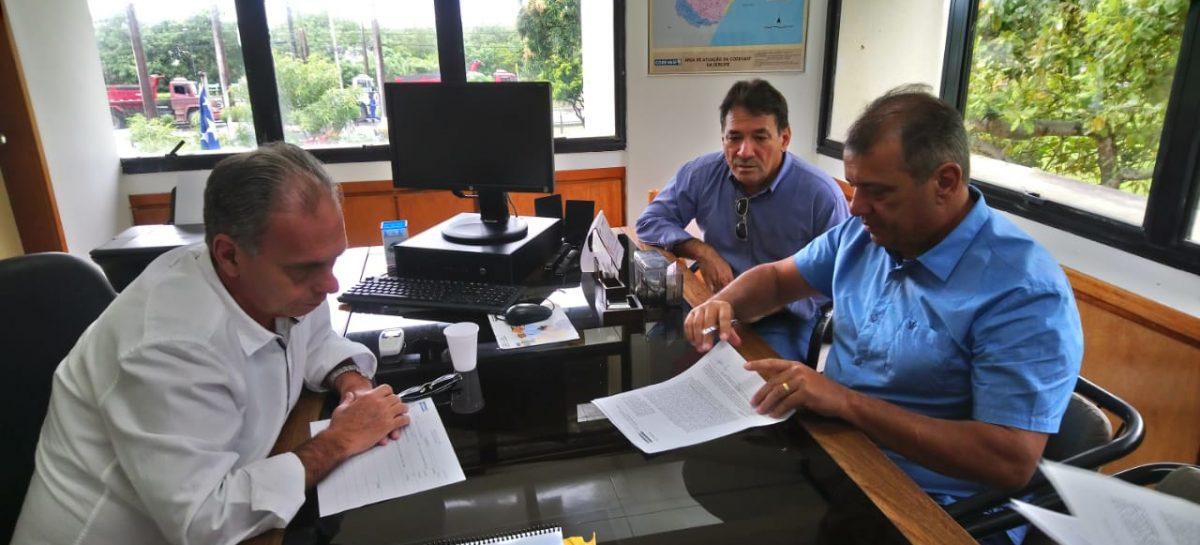 CONBASF E CODEVASF firmam convênio que beneficiará cooperativas